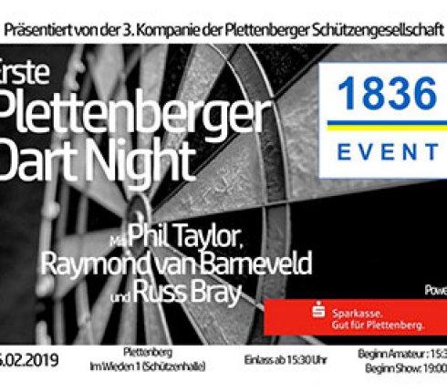 Plettenberger Dart Night
